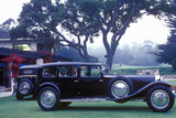 An Elongated Bugatti on Display at the 35th Pebble Beach Concours D'Ellegance, 6 Bugatti Royales Photographic Print