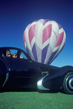 A Bugatti at the 35th Annual Concours D' Elegance Competition in CArmel, CA Photographic Print