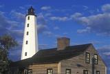 New London Harbor Lighthouse, New London, CT Photographic Print