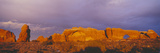 Windows Section, Arches National Park, Moab, Utah Photographic Print