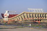 Arrowhead Stadium, Home of the Kansas City Chiefs , Kansas City, MO Fotografisk trykk