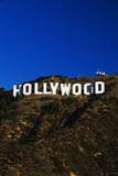 This Is the Hollywood Sign in Morning Light Photographic Print