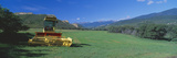 Farm Equipment, Cuchara Valley, Highway of Legends, Route 12, Colorado Photographic Print
