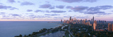 Chicago, Diversey Harbor Lincoln Park, Lake Michigan, Illinois Photographic Print