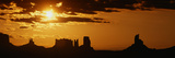 Sunrise, Monument Valley, Arizona Photographic Print