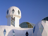 Biosphere 2, Observatory Tower, Arizona Photographic Print