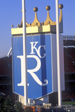 Kansas City Royals, Baseball Stadium, Kansas City, MO Photographic Print