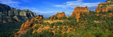 Panoramic View, Sedona, Arizona Photographic Print