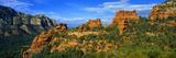 Panoramic View, Sedona, Arizona Photographic Print