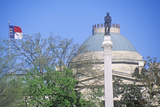 State Capitol of North Carolina, Raleigh Photographic Print