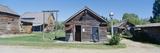 Ghost Town, Nevada City, Montana Photographic Print