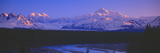 Mount Mckinley, Alaska Photographic Print