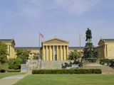 Philadelphia Museum of Art,Pennsylvania Photographic Print