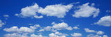 This Is a Sky with Cumulus Clouds Photographic Print