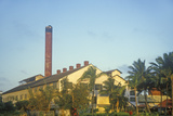 Sugar Refinery, Maui, Hawaii Photographic Print