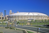 Hubert H. Humphrey Metrodome, Minneapolis, Mn Photographic Print