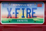 Vanity License Plate - Kentucky Photographic Print