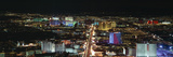 The Strip at Las Vegas,Nevada Photographic Print