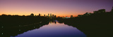 Mississippi River, Minneapolis, Sunset, Minnesota Photographic Print