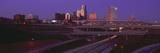 Night, Kansas City, Missouri Photographic Print