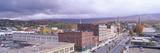 Main Street Usa, North Adams, Massachusetts Photographic Print