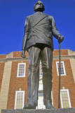Statue of Harry S. Truman in Front of the Jackson County Courthouse, Independence, MO Photographic Print