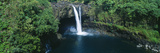 Rainbow Falls in Wailuku River State Park, Hilo, Hawaii Photographic Print