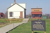 1875 Historic Village, Walnut Hill, Iowa Photographic Print