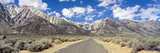 Road to Mount Whitney, Lone Pine, Sierras, California Photographic Print