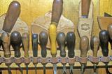 Three Forks Custom Saddlery, Mt Photographic Print