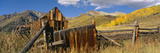 Barn, Last Dollar Road, Telluride, Colorado Photographic Print