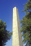 Bunker Hill Monument, Boston, Massachusetts Photographic Print