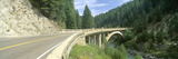 Rainbow Bridge, Highway 55, Payette River, Smith Ferry, Idaho Photographic Print