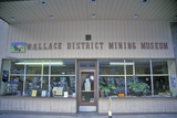 Wallace District Mining Museum, Wallace, Idaho Photographic Print