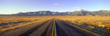 Route 50, Road to Great Basin National Park, Nevada Photographic Print