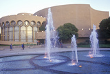 San Jose Center for the Performing Arts, San Jose, California Photographic Print
