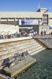 New England Aquarium, Boston, Massachusetts Photographic Print