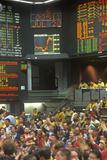Trading Floor of the Chicago Mercantile Exchange, Chicago, Illinois Fotografická reprodukce