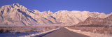 Sunrise at 14,494 Feet, Mount Whitney Near Lone Pine, California Photographic Print
