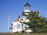 Point Pinos Light House, Longest Continuous Use in the West, Pacific Grove, California Photographic Print