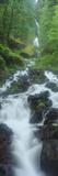 Northern Falls at Silver Falls State Park, Salem, Oregon Fotodruck