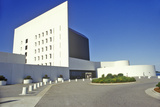 John F. Kennedy Library, Boston, Massachusetts Photographic Print
