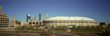 Panoramic View of Hubert H. Humphrey Metrodome, Minneapolis, Mn Photographic Print