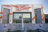 San Jose Convention Center, California Photographic Print