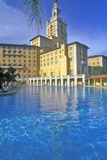 The Biltmore Hotel at Coral Gables, Miami, Florida Photographic Print