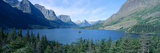 Sunrise over St. Mary Lake, Glacier National Park, Montana Photographic Print