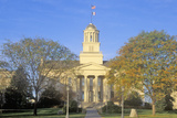 Old State Capitol of Iowa, Iowa City, Iowa Photographic Print