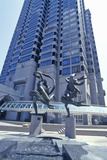 """Ballet Olympia"" by Paul Manship at One Peachtree Center, Atlanta, Georgia Photographic Print"