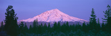 Sunrise at Mount Shasta, California Photographic Print