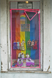 Gay Homosexual Tour in French Quarter of New Orleans, Louisiana Photographic Print